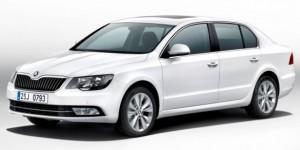 Skoda-Superb-2013-sedan-front-side