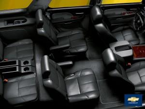 Chevrolet Tahoe 2.1