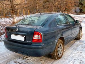 Skoda Octavia 2008