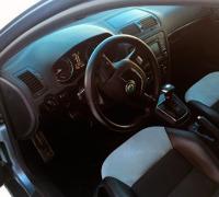 Skoda Octavia RS 2012 года