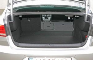 Багажник Пассата