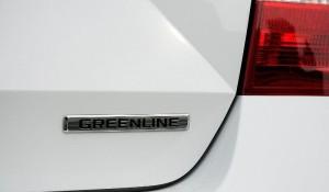 Skoda Rapid GreenLine