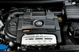 Двигатель Шкода Октавия комби 2014